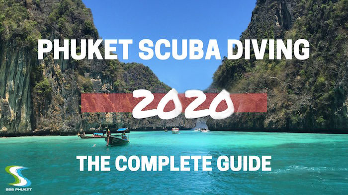 phuket scuba diving the complete guide