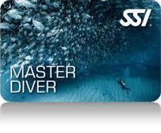 ssi padi master diver phuket diving