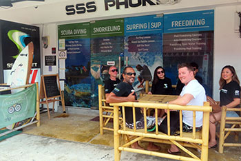 SSS Phuket magasin