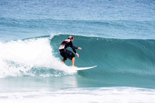Camp de surf à Phuket